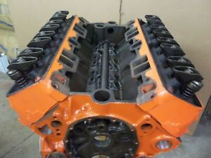 1968 Chevy 327 Sbc Cylinder Heads 3911032