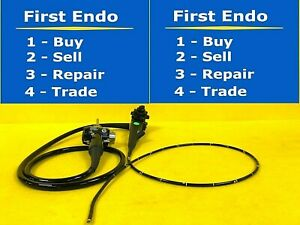 Olympus Gif xp180n Gastroscope Endoscope Endoscopy 1195 s34