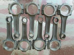 Small Block Chevy Corvette 283 327 Small Journal I Beam 5 700 Connecting Rods