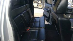2004 Ford F150 Black Leather Rear Bench Seat
