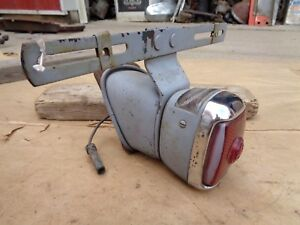 1949 1952 Chevy Sedan Delivery Left Tail Light Assembly Original Gm Stopray