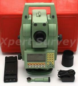 Leica Tcra1101 Plus 1 Motorized Auto Target Total Station Tps1100 Tcra 1101