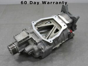 02 06 Cooper S 05 08 Cooper S Cabrio R52 R53 1 6l Supercharger W 17 Pulley D