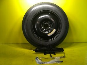 2011 2018 Nissan Rogue Compact Spare Tire 16 Inch With Jack Kit