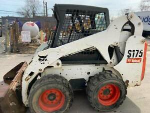 2010 Bobcat S175 Skid Steer 2000 Hours Great Condition