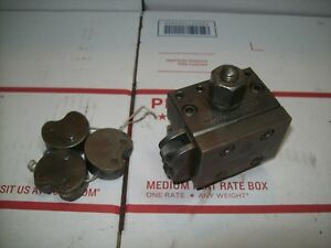 South Bend 10 In 1 Tool Post Assembly Tbv 100nk