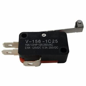 Long Arm Mechanical Endstop Contact Switch