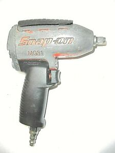 Snap On Tools 3 8 Drive Super Duty Impact Wrench Mg31