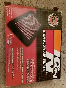 Performance K N Filters 33 2422 Air Filter For Sale