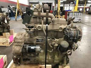 3 9 Diesel Engine In Stock, Ready To Ship   WV Classic Car