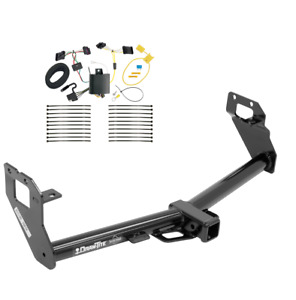 Trailer Tow Hitch For 16 18 Fiat 500x All Styles W Wiring Harness Kit Plug Play