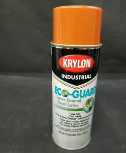 Krylon Industrial Eco guard Latex Enamel Box Of 12