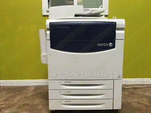 Xerox 700i Color Commercial Laser Printer Copier Scanner Fiery 70ppm 770