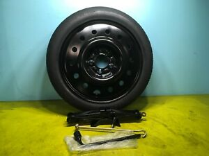 2015 2016 2017 2018 2019 Kia Soul Ev Compact Spare Tire With Jack Kit 16 Inch