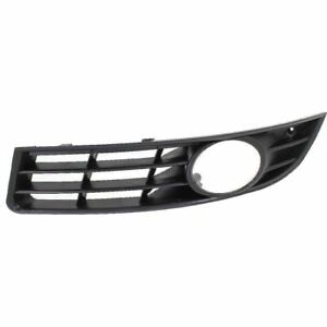 Dat Auto Parts Fits Left Front Driver Side Bumper Cover Lower Grille Vw1038106