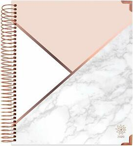 Bloom Daily Planners 2019 2020 Hardcover Academic Year Vision Planner august 20