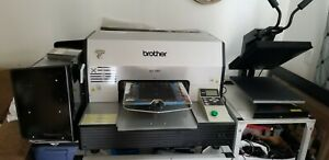 Brother Gt 541 Direct To Garment Printer