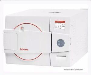 Tuttnauer Ez9 Plus Autoclave W o Printer Automatic Tattoo Medical Sterilizer