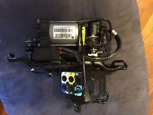 Used 2011 2018 Jeep Grand Cherokee Ride Air Control Compressor