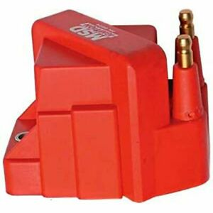 Open Box Msd 8224 Ignition Coil