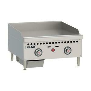 Vulcan Vcrg24 t 24 In Countertop Gas Griddle