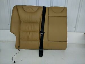 03 10 Porsche Cayenne Right Rear Seat Back Cushion Supple Leather 955 957 Oem