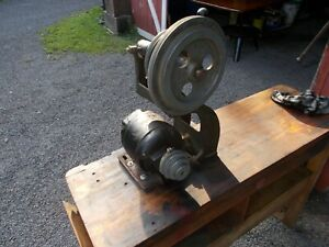 Atlas Lathe 10 Or 12 Inch Complete Motor Drive Assembly atlas Craftsman Tooling