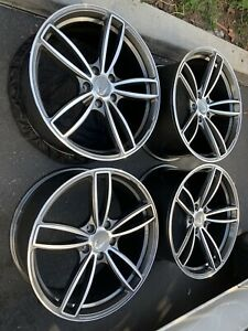Brand New Wheels Techart Formula Iv For 911 997 991 21x9 Et50 21x12 Et57 5 130