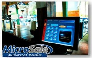 Microsale Pro Restaurant Bar Pizza Pos Touch System lease Or Purchase