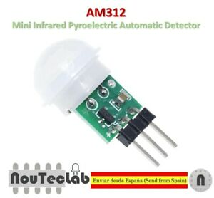 Am312 sensor Pyroelectric Automatic Detector Motion Mini Infrared Ir Am312