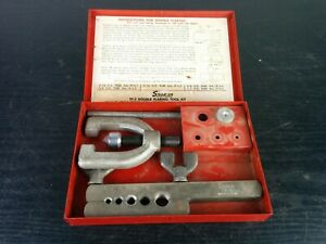 Ae238 Snap On Double Flaring Tool Kit Tf 5