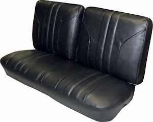 1969 Buick Skylark gs 350 Standard Front Bench Seat Cover W o Armrest 3 Colors