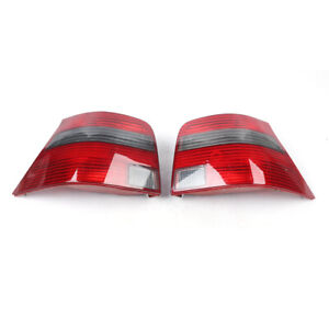 Auto Rear Tail Light Taillight Car Lamp 1pair Left right For 99 05 Vw Mk4 Golf