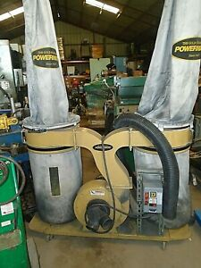 Powermatic Pm1900 3 Dust Collector W Canister Kit 3hp 3ph 220 440