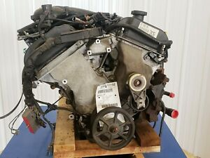 2003 Ford Taurus 3 0 Engine Motor Assembly 65 572 Miles Dohc No Core Charge