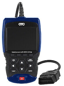 Otc 3210 Obd 2 Scan Tool Abs Airbag Code Connect Kit