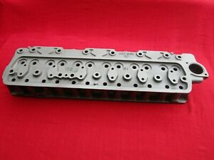 Reconditioned 6 port Engine Cylinder Head Aec 960 Austin Healey 100 6
