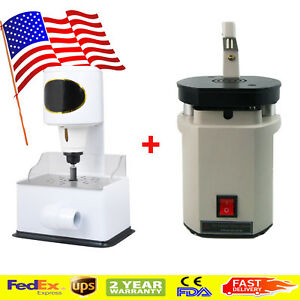 Us Dental Laser Pindex Drill Pin Machine grind Inner Model Arch Trimmer Machine