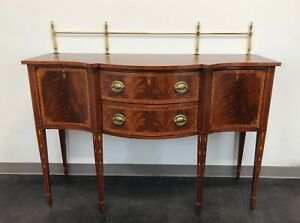 Councill Flame Mahogany Federal Style Sideboard