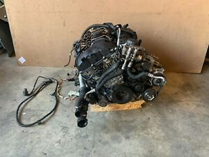 Bmw 07 10 E60 E61 535xi 335i Xdrive N54 Engine Motor W Turbo Charged Oem 013