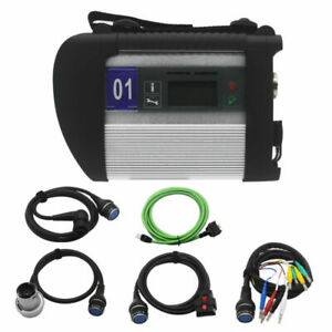 Mb Star C4 Mb Sd Connect Compact4 Multiplexer Diagnostic Tools Fit Mercedes Benz