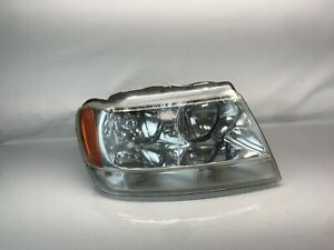 1999 2000 2001 2002 2003 2004 Jeep Grand Cherokee Front Right Oem Headlight