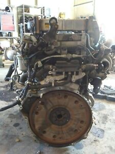 2011 Up Isuzu Npr 4hk1 Tc Diesel Engine