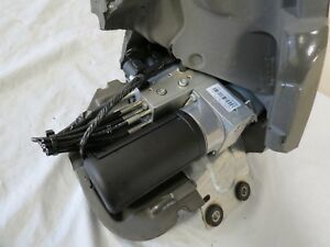 07 08 09 Mitsubishi Eclipse Spyder Convertible Top Lift Motor Hydraulic Pump