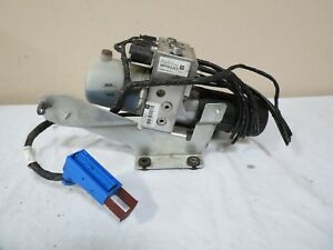 06 07 08 09 Pontiac G6 Convertible Top Roof Lift Motor Hydraulic Pump Oem Gm