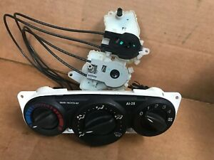 2000 2001 2002 2003 2004 2005 2006 2007 Ford Focus A c Heater Control Unit