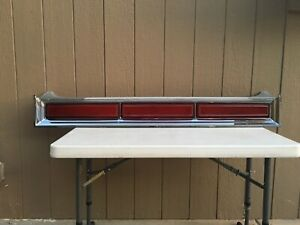 1980 1984 Lincoln Town Car Tail Light Assembly