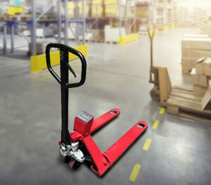 Pallet Jack Scale New