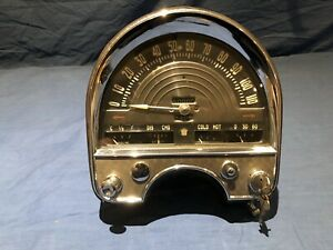 1948 Cadillac Speedometer Instrument Cluster Complete With Original Key