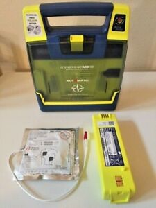 Cardiac Science Powerheart G3 Aed W Battery New Pad Exp 8 28 2021 Ready For Use